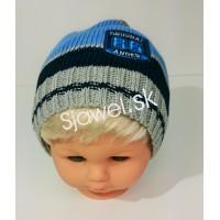Chlapčenské čiapky jarné - model - 251 - B