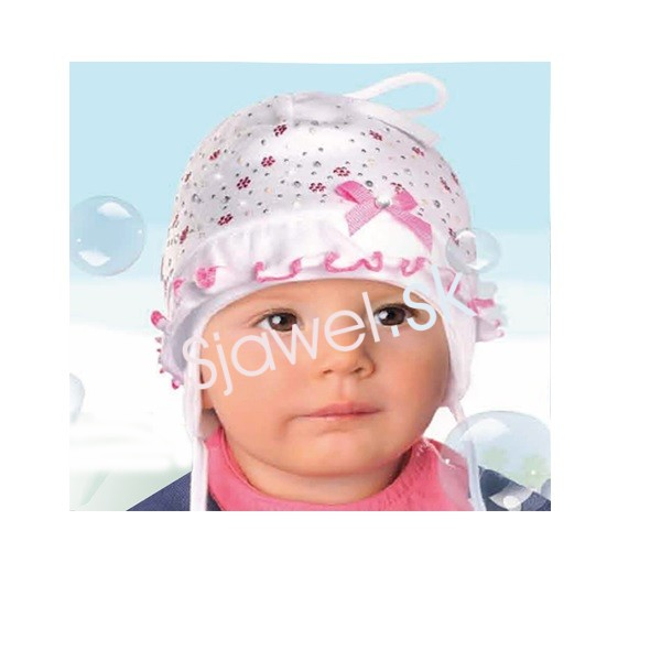 2e561d8d1 Detské čiapky dievčenské prechodné jarné / jesenné model 173 - 44/46