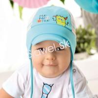 e0b8d8776 Chlapčenské čiapky - letné - model - 1/462 44 - 46 cm