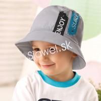 867c2cb9c Chlapčenské klobúčiky - čiapky - letné - model - 1 /469 - 52 cm