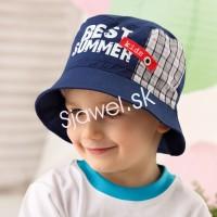 bd9e464c9 Chlapčenské klobúčiky - čiapky - letné - model - 2/403 - 52 cm