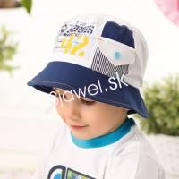 4e443f1c6 Chlapčenské klobúčiky - čiapky - letné - model - 2/405 - 50 cm