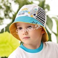 fff425226 Chlapčenské klobúčiky - čiapky - letné - model - 2/409 - 50 cm
