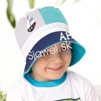 d015f347d Chlapčenské klobúčiky - čiapky - letné - model - 2/430 - 48 cm