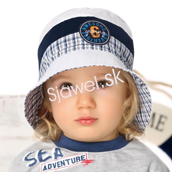 e0f68c2c0 Chlapčenské klobúčiky - čiapky - letné - model - 1 /411 - 54 cm