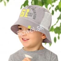 ac8dbe0d4 Chlapčenské klobúčiky - čiapky - letné - model - 1 /422 - 50 cm