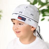 e71768dc5 Chlapčenské čiapky - letné - pirátky - model - 1/427 - 50 cm