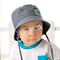 021b0e4bc Chlapčenské klobúčiky - čiapky - letné - model - 1 /431 - 46 cm