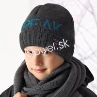 7439d3aaf Detské čiapky zimné - chlapčenské - model - 849