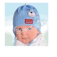 1c207dec7 Detské čiapky chlapčenské prechodné jarné / jesenné model 215 - 40/42