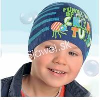 Chlapčenské čiapky - jarné/jesenné - 50/52 - model 225