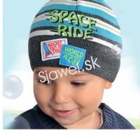 Chlapčenské čiapky - jarné - model 226