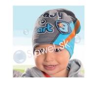 Chlapčenská čiapka jarná - model - 249
