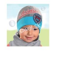 Chlapčenské čiapky - jarné - model 231