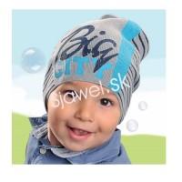 Chlapčenské čiapky - jarné - model 232