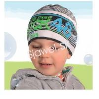 Chlapčenské čiapky - jarné - model 234