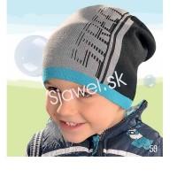 Chlapčenské čiapky - jarné - model 236