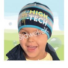 Chlapčenská čiapka jarná - model  238