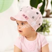 3dc2fc054 Dievčenské čiapky - letné - model - 2/306 - 48 cm