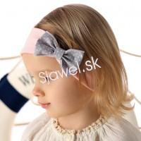 Bavlnené čelenky - model - 1021 - 48-50cm