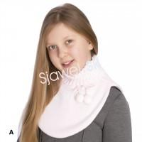 Detské nákrčniky - šáliky - dievčenské - model - 916